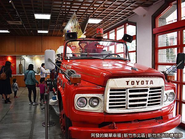 消防博物館06-金德號消防車.JPG
