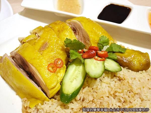 328加東叻沙28-薑黃雞腿飯-薑黃雞腿.JPG