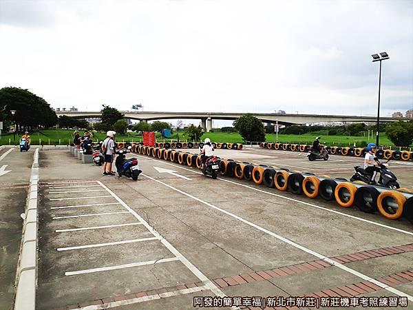 新莊機車考照練習場03-新北市設第6座機車考練習場.jpg