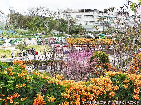 永吉公園06-公園另一側的兒童遊戲場.JPG