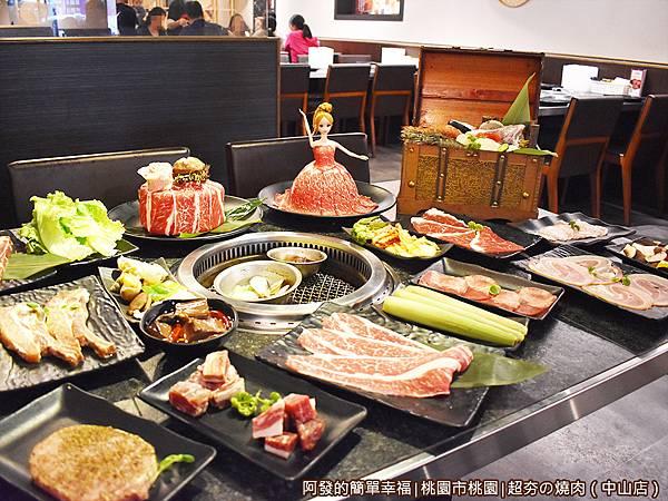 超夯の燒肉09-頂級豐盛澎拜的燒肉大餐.jpg
