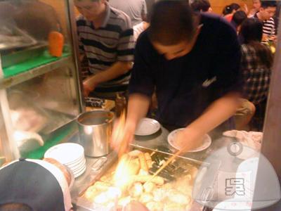 沒有店名的日本料理-昆明街-門口3.jpg