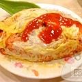 沒有店名的日本料理-昆明街-蛋包飯70元.jpg
