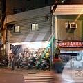 沒有店名的日本料理-昆明街-門口.jpg