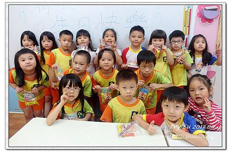 1020927-成六歲幼稚園慶生會