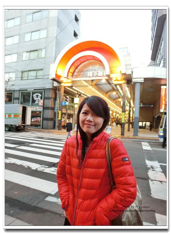 1021211~北海道Day4《狸小路藥妝街》