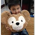 1030202~yoyo鈞(4Y2M)~可愛duffa包包