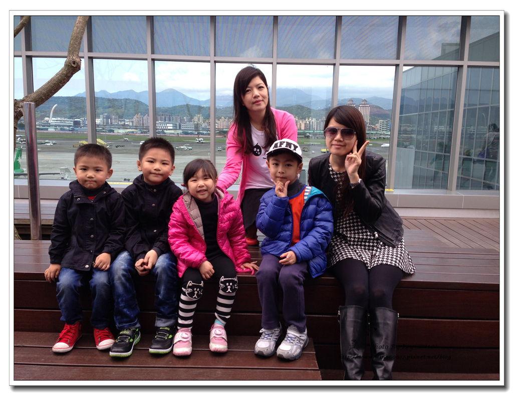 1030323~松山機場看飛機囉