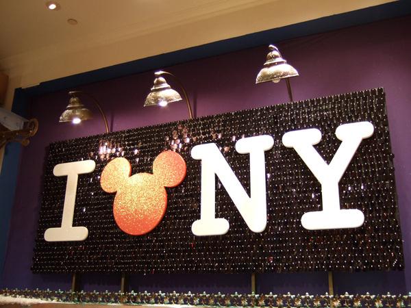 迪士尼旗鑑店