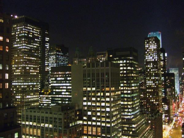 office看夜景