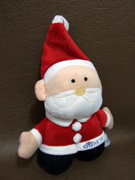 聖誕老人一枚