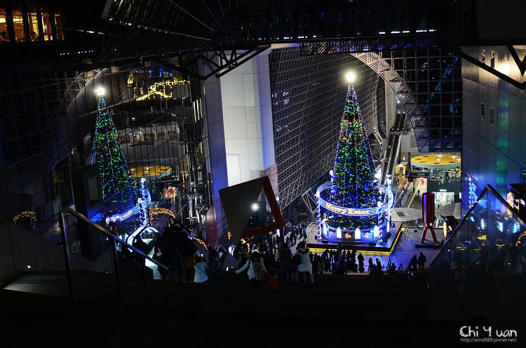 京都車站聖誕樹02.jpg