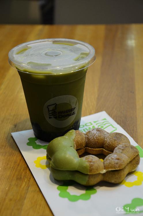 Mister Donut 2012抹茶季04.jpg