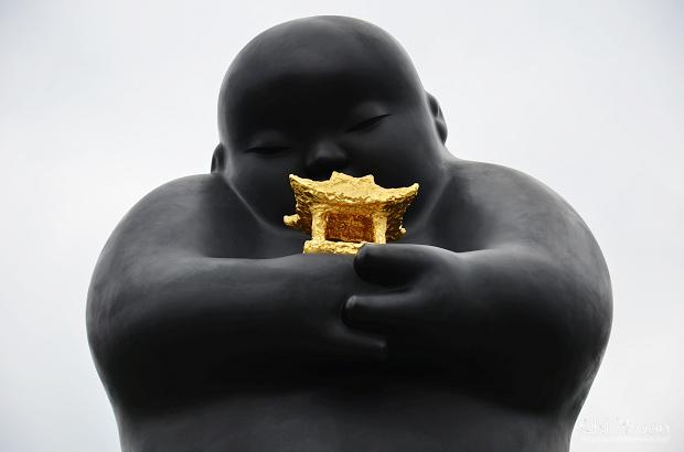 李真戶外雕塑展19.jpg