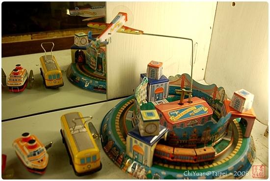 鐵皮玩具(袖珍博物館)02