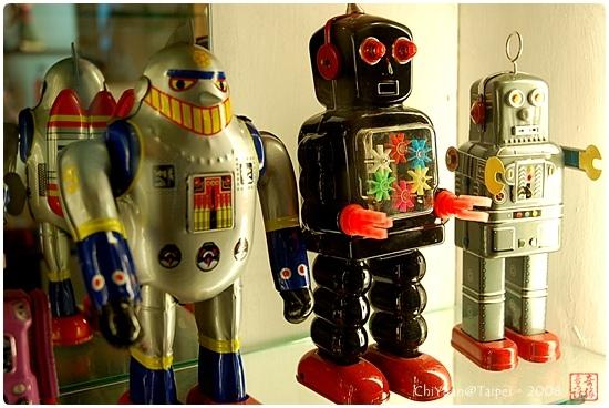 鐵皮玩具(袖珍博物館)08