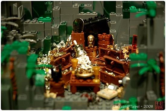 用積木築城。中世紀樂高城14