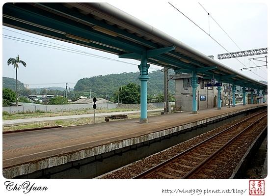八堵火車站