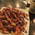兔子兔子-我超愛的花生醬巧克力脆薯