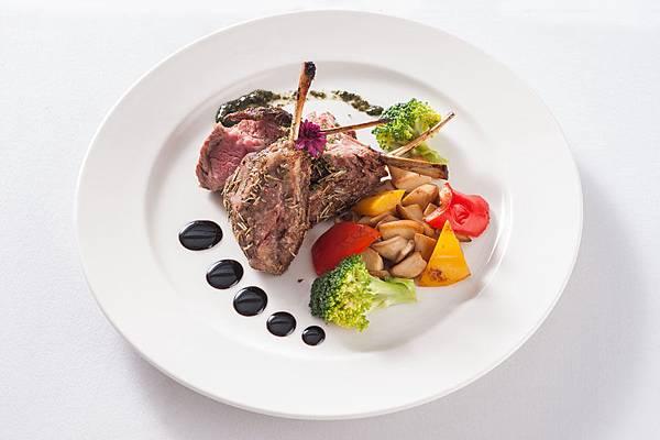 哥法諾牛排西餐廳主餐2