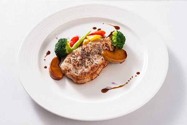 哥法諾牛排西餐廳主餐4