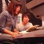 孫自佑與keyboard老師討論中1.jpg