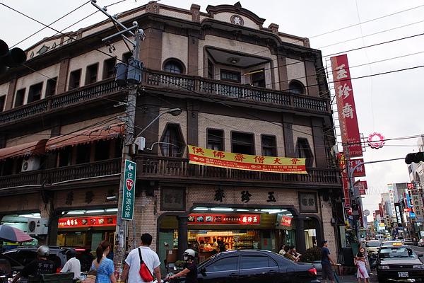 31老建築