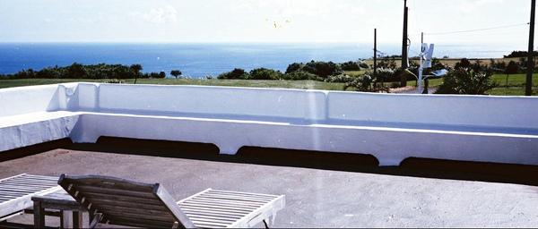 04.2樓觀景台,可以直接看到船帆石、燈塔
