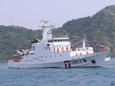 2000噸級巡防艦新北艦