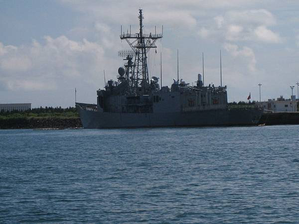 成功級軍艦照片 020