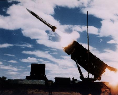 美國國防承包商雷神公司表示已獲得台灣新購愛國者飛彈系統的總值11億美元合約.jpg