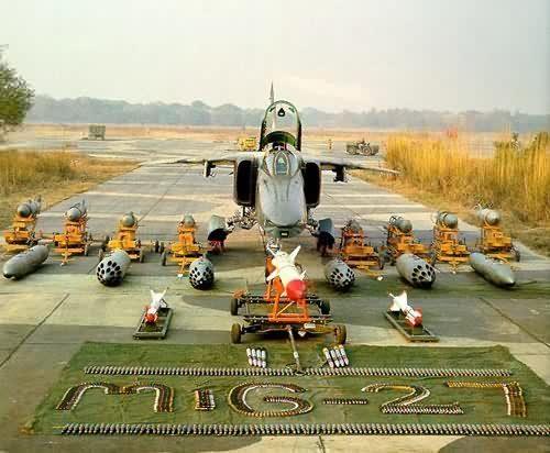 印度空軍停飛所有米格-27戰鬥機