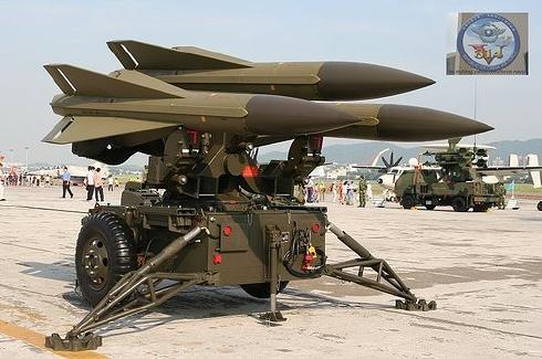 美國鷹式飛彈
