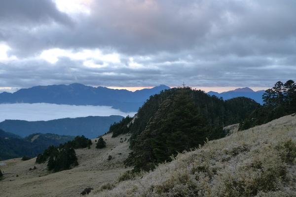 北一段的日出