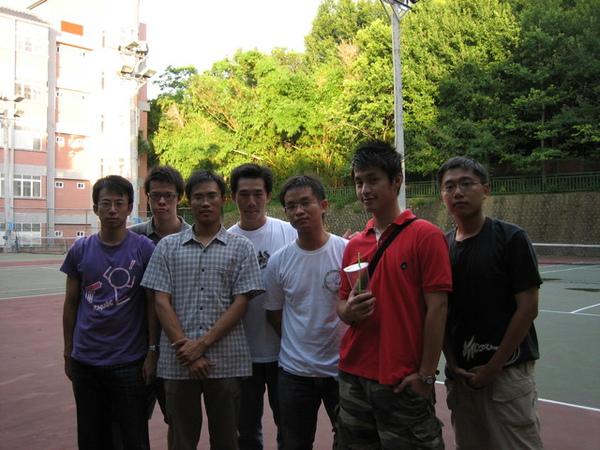 竹中網球場