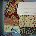 折疊型布棉棉及護墊