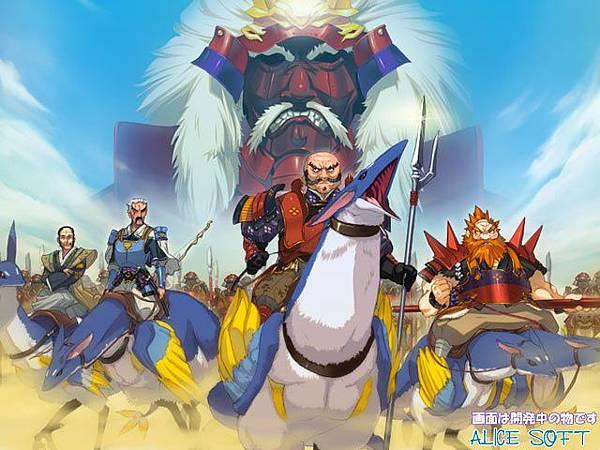 0-信喵之野望 - 武田騎馬隊