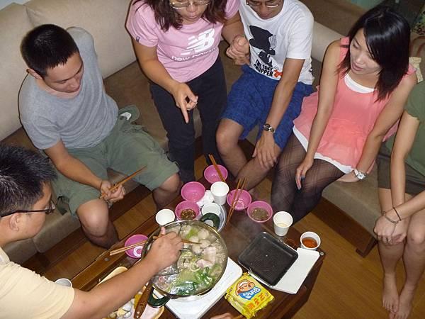 20120728 - 肉丸曆 PART2 - 火鍋01