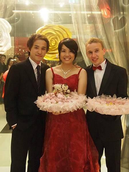 03 - 湘宜婚 - 一個不是伴郎地二人組加新娘