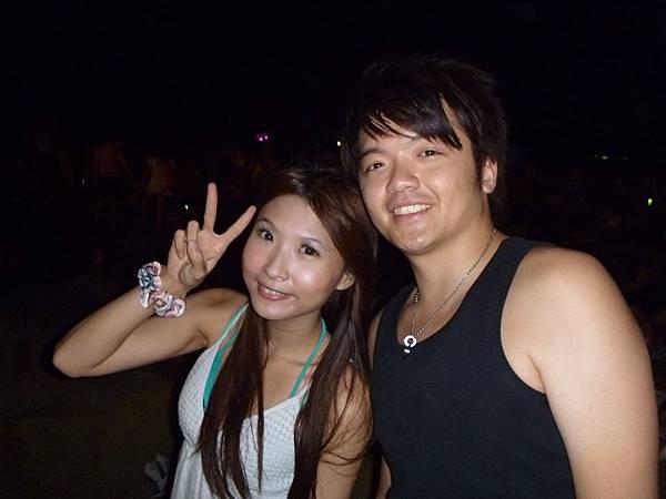 20110709 - 海阳音樂祭 - 13 - 初登場地蔡婆 (乀