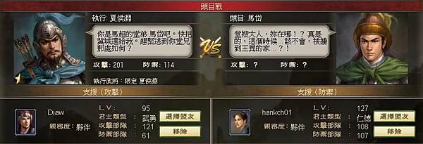 0 - 100三國 - 攻涼州 - 71