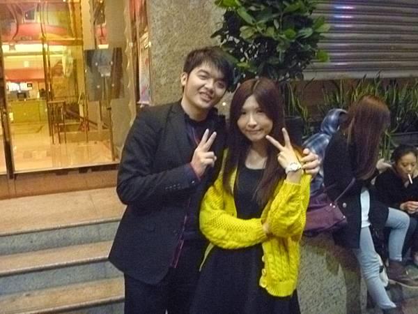 20130329 16歲(偽)生日 - 蔡公和學妹