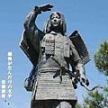 100信長 -  人物 - 坂額御前 02.JPG
