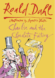 「charlie and the chocolate factory book」的圖片搜尋結果