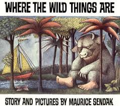 「Where the Wild Things Are book」的圖片搜尋結果