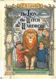 「The Lion,the Witch and the Wardrobe book」的圖片搜尋結果