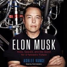 「Elon Musk: Tesla, SpaceX, and the Quest for a Fantastic Future」的圖片搜尋結果
