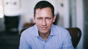 「Peter A. Thiel」的圖片搜尋結果