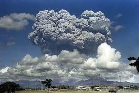「菲律賓皮納圖博火山爆發」的圖片搜尋結果