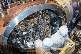 「Advanced Laser Interferometer Gravitational-Wave Observatory, Advanced LIGO」的圖片搜尋結果